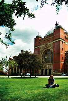 Aston Webb entrance