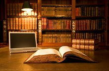 Library bibliography