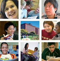EISU English support for current students - various student images