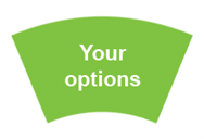You are on the Your options page