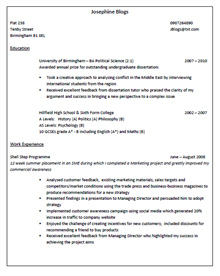 How to write a successful CV - University of Kent
