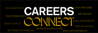 Careers Connect banner