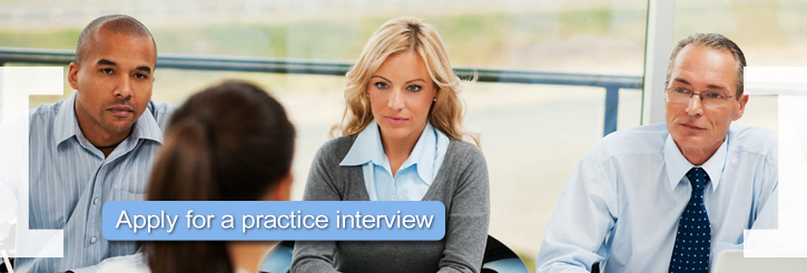 Practice interview