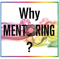 Why mentoring page