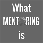 what mentoring is