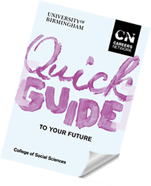 College of Social Sciences Quick Guide