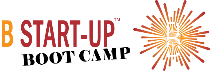 B Start-Up Boot Camp - now open