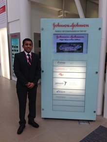 Shankar Suresh, Business Intelligence Executive