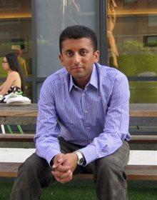 Shankar Suresh, University of Birmingham graduate