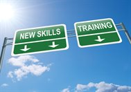 Signs pointing to new skills and training