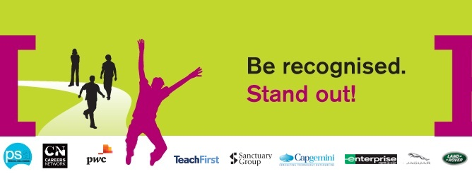 Personal Skills Award - be recognised, stand out