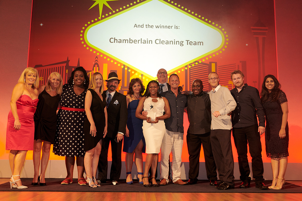 Cleaning-Team-Chamberlain