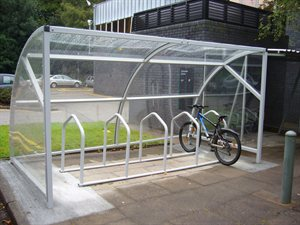 & Suppliers of cycle parking facilities