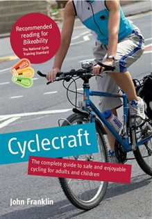 Front cover of the Cyclecraft book by John Franklin
