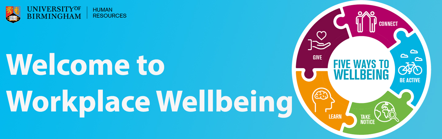 Welcome to Workplace Wellbeing